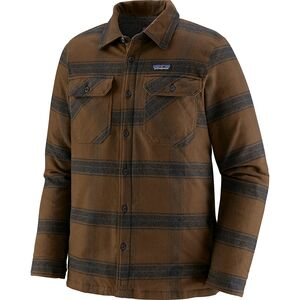 Patagonia Insulated Fjord Flannel Jacket Patagonia