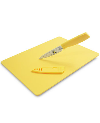 Bee Paring Knife & Cutting Board, Created for Macy's Martha Stewart Collection