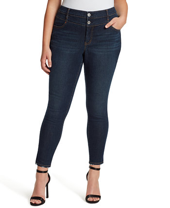 Trendy Plus Size Adored High Rise Skinny Jeans Jessica Simpson
