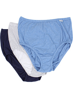 Плюс размер Elance® Brief 3-Pack Jockey