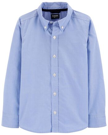 OshKosh B'gosh Uniform Button-Front Shirt OshKosh