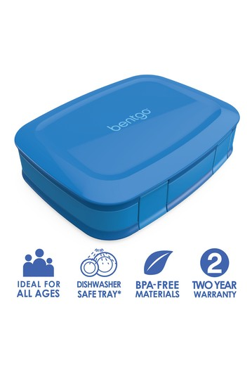 Bentgo Fresh Leakproof Lunch Box - Синий Bentgo