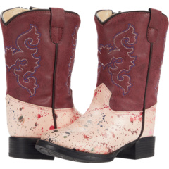 Pretty Jr. (Toddler) Old West Kids Boots