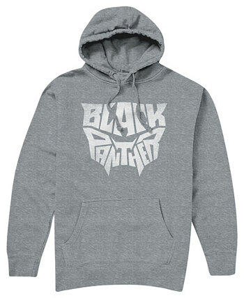 Men's Marvel Black Panther Hoodie Sweatshirt Hybrid