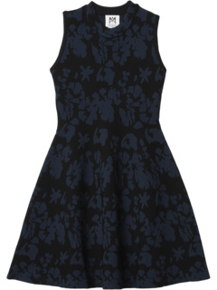 Floral Flared Dress (Big Kids) Milly Minis