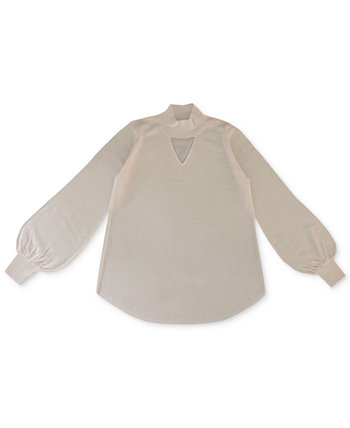 Long-Sleeve Tunic Sweater, Created for Macy's Style & Co