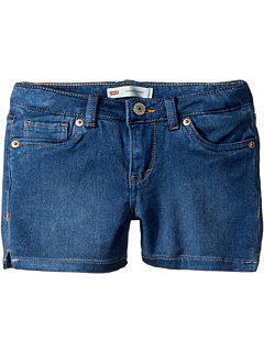 710™ Super Skinny Fit Soft and Silky Shorts (Big Kids) Levi's® Kids