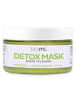 Paraben-Free Green Tea Detox Clay Mask Teami Blends