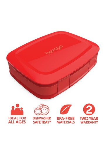 Bentgo Fresh Leakproof Lunch Box - Красный Bentgo