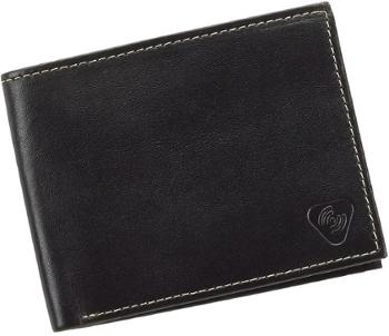 Datablock Leather Wallet Lewis N. Clark