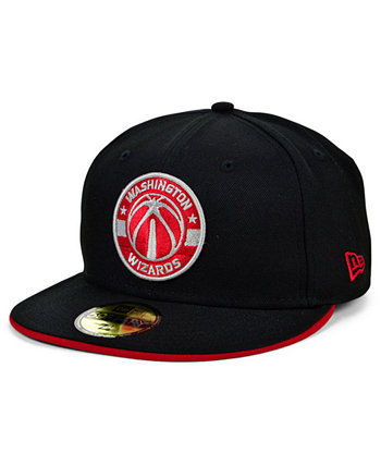 Washington Wizards Bred Collection 59FIFTY-FITTED Cap New Era