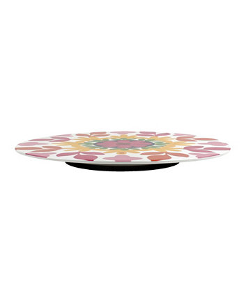 """15"""" Sus Lazy Susan with Non-Slip Base French Bull"""