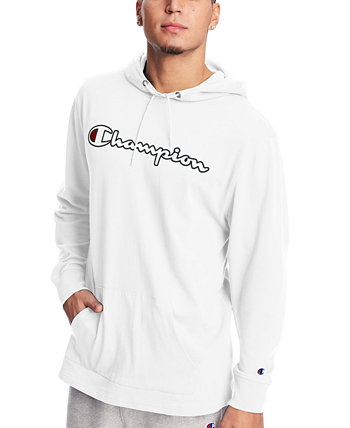 Men's Middleweight Jersey Graphic Hoodie Champion