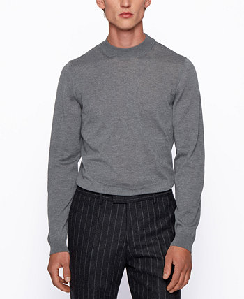 BOSS Men's Bjarno Slim-Fit Sweater BOSS Hugo Boss