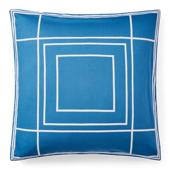 Sandra Geometric Throw Pillow   20 Ralph Lauren