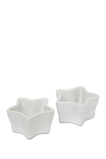 Star Ramekin Dishes - Set of 2 Le Creuset