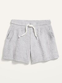 Loop-Terry Midi Shorts for Girls Old Navy