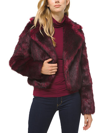 Faux-Fur Jacket Michael Kors