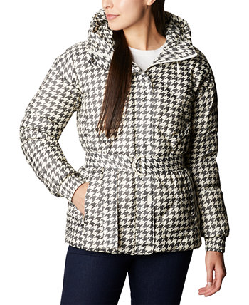 Icy Heights Belted Hooded Jacket Columbia