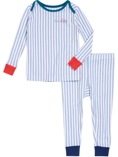 Long Sleeve Two-Piece Boo Boo PJ Set (Infant) BedHead Pajamas Kids
