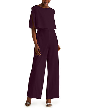 Petite Popover Jumpsuit Connected