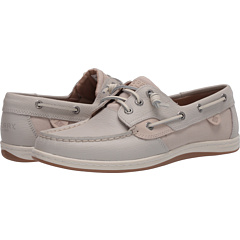 Songfish Saffiano Leather Sperry