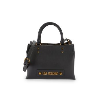 Boxed Top Handle Bag LOVE Moschino
