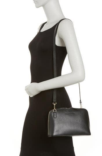 Paula Stuctured Crossbody Bag CHRISTIAN LAURIER
