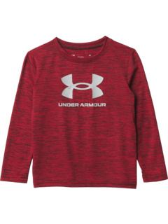 Big Symbol Twist Long Sleeve (Toddler) Under Armour Kids