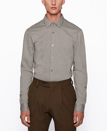 BOSS Men's Ronni Slim-Fit Shirt BOSS Hugo Boss