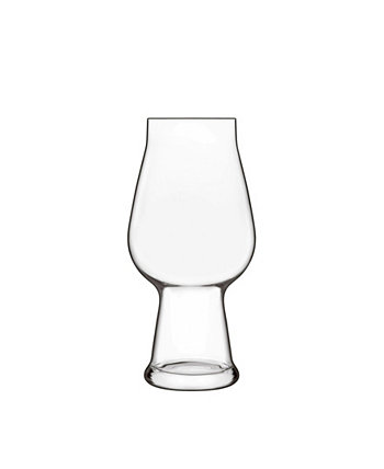 Birrateque 18.25 Oz India Pale Ales Glasses, Set of 2 Luigi Bormioli
