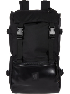 Rover Pack - Leather Topo Designs