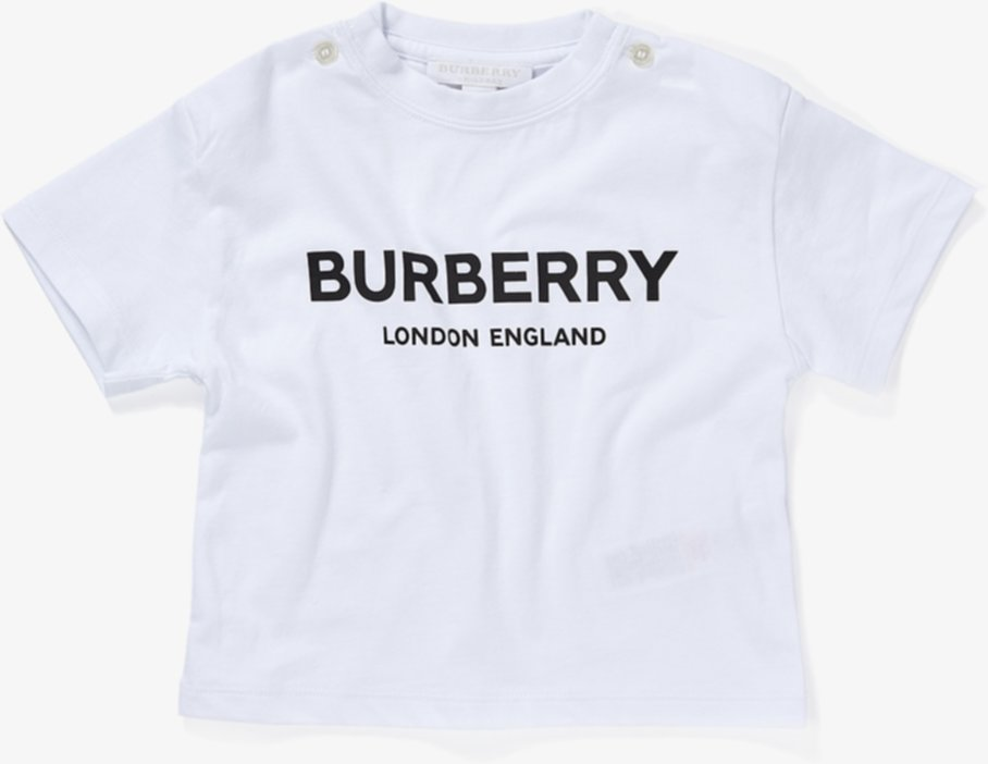 Мини Робби Ти (младенец / малыш) Burberry Kids