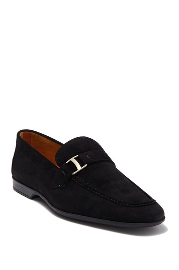 Tonic Leather Driver Magnanni
