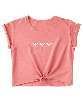 Big Girls Triple Love T-shirt Roxy