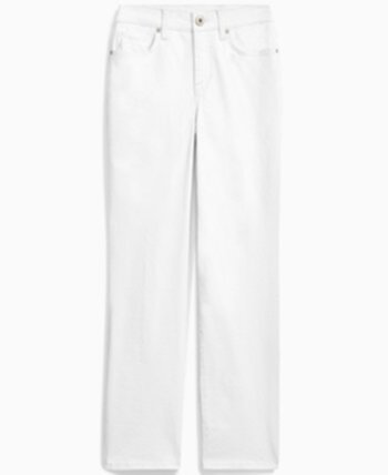 Petite Natural Straight-Leg Jeans, in Petite & Petite Short, Created for Macy's Style & Co