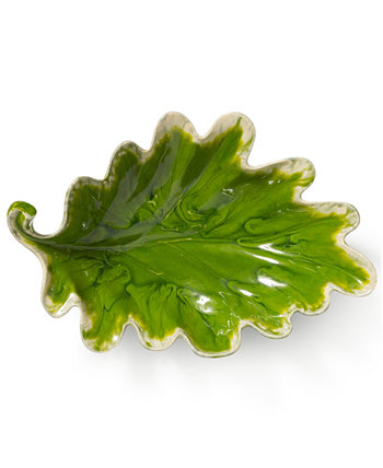 Reactive Leaves Collection Bowl VIETRI