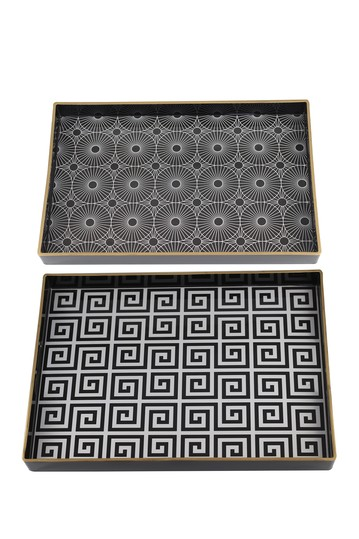 Decorative Tray - Set of 2 R16 HOME