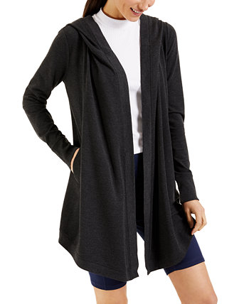 Open-Front Tulip-Hem Wrap, Created for Macy's Ideology