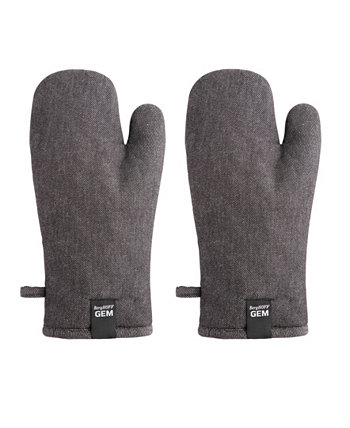 Gem Collection 2-Pc. Oven Mitt Set BergHOFF