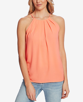 Pleated Halter Top CeCe