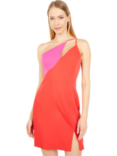 Color-Blocked Cocktail Dress BCBGMAXAZRIA