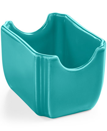 Turquoise Sugar Packet Caddy FIESTA