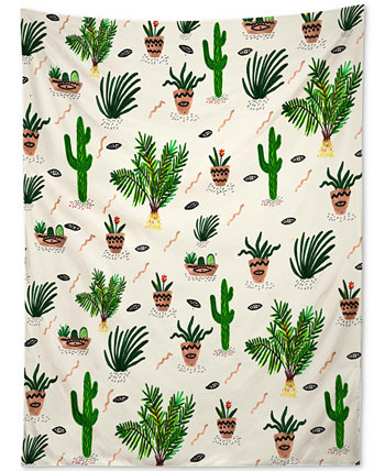 Kris Tate Plants Are My Friends Tapestry Deny Designs