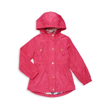 Little Girl's Patch Anorak Limited Too