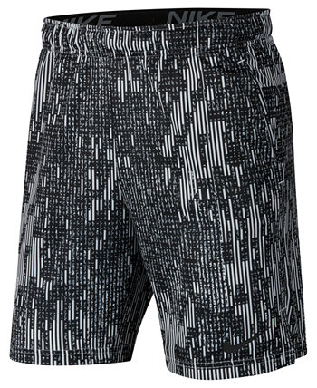 Men's Dri-FIT Printed Training Shorts Nike