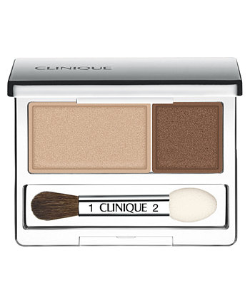All About Shadow Duo, 0.07 унций Clinique