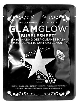BUBBLESHEET Oxygenating Deep Cleanse Mask GLAMGLOW