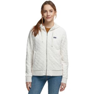 Patagonia Organic Cotton Quilt Hooded Jacket Patagonia