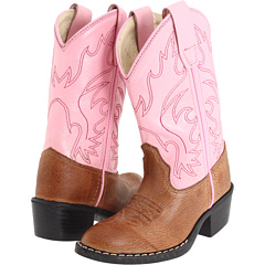 J Toe Western Boot (Малыш / Малыш) Old West Kids Boots